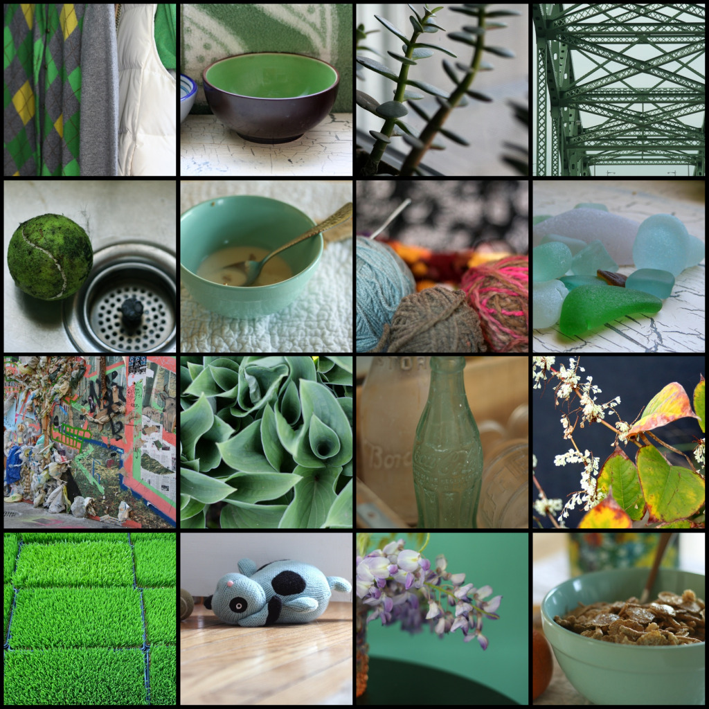 Greencollage